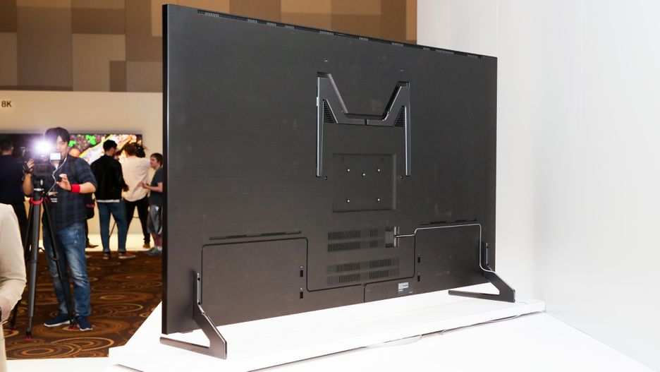 Tivi Samsung QLED 8K - Ảnh 1