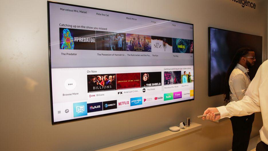 Tivi Samsung QLED 8K - Ảnh 2