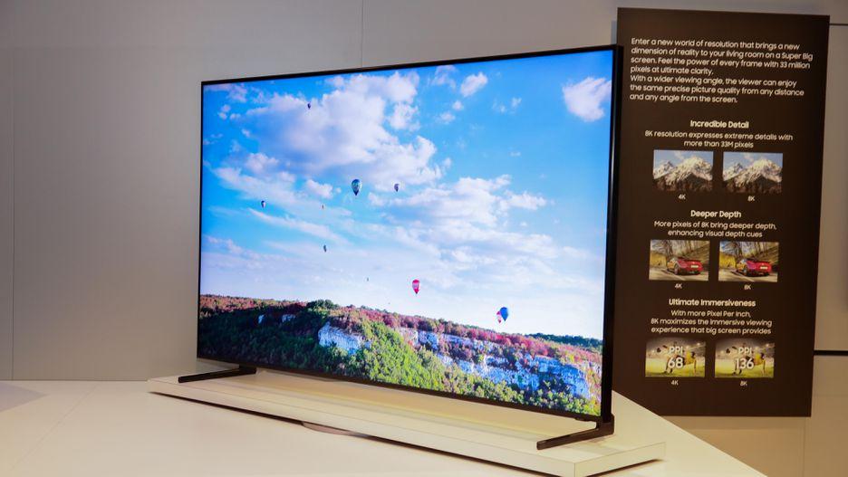 Tivi Samsung QLED 8K - Ảnh 4