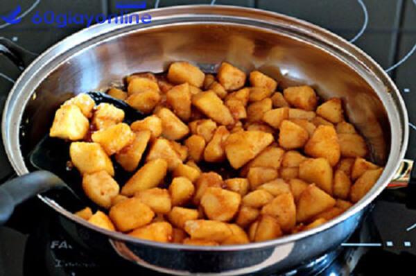 cách làm bánh sữa chua bước 3