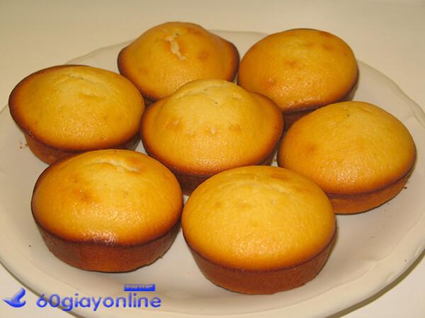 cách làm bánh nướng tại nhà