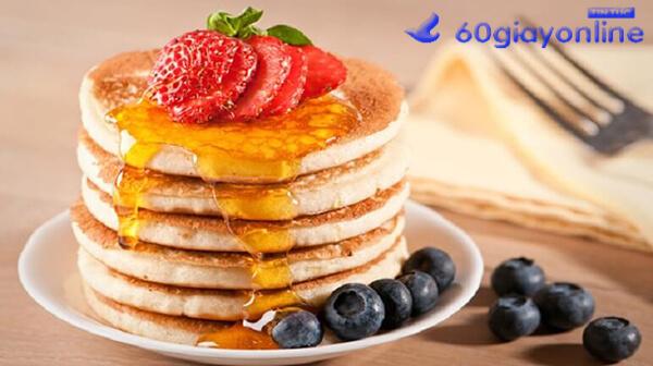 bánh pancake sữa chua