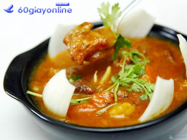 Thịt bò nấu sữa chua kiểu Thổ Nhĩ Kì