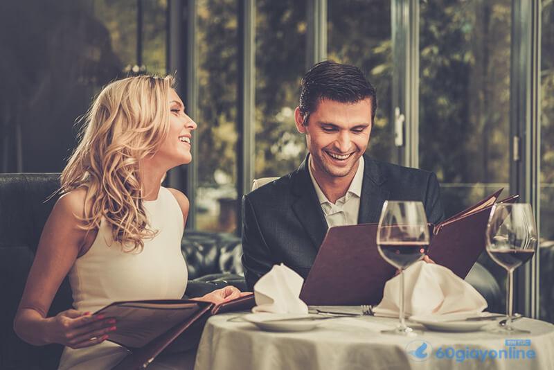 1 buổi hẹn thật lãng mạn là món quà mọi cô gái yêu thích