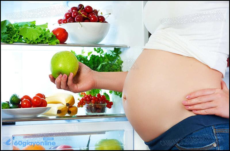 Phụ nữ mang thai nên tạo thói quen sinh hoạt tốt