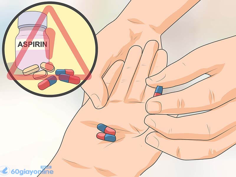 Có thể dùng thuốc hỗ trợ nếu quá đau