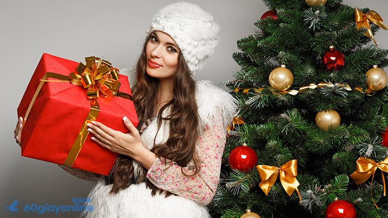 Noel chắc chắn không thể thiếu những món quà