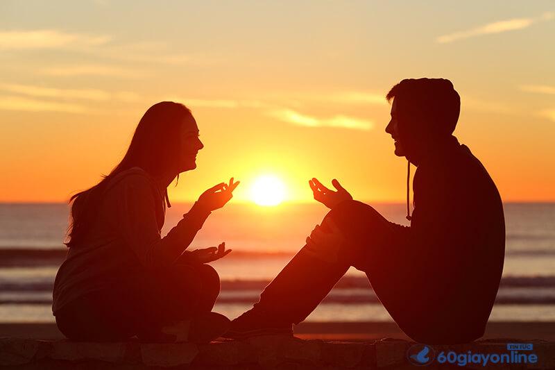 Cái tình cảm ấy vô cùng kỳ diệu, nó vượt xa cả tình bạn và không đến cái giới hạn của tình yêu nam nữ.