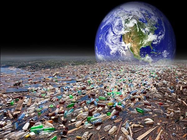 Ô nhiễm môi trường trên trái đất