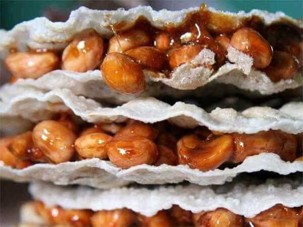 Kẹo cu đơ, đặc sản Hà Tĩnh