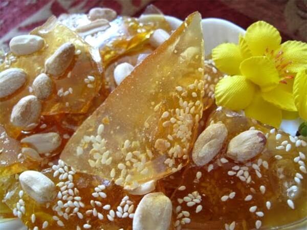 Kẹo gương, đặc sản Quảng Ngãi