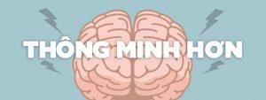 [Infographic] 5 Thói quen sở thích giúp bạn thông minh và nhanh trí hơn
