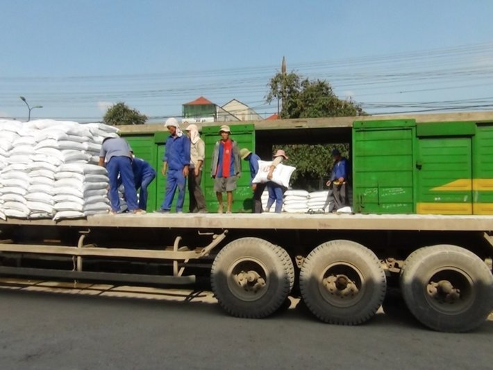 vận tải hàng hóa Bắc Nam